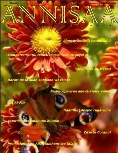 Revista Annisa – numarul 7