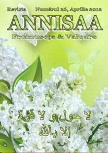 Revista Annisaa – Numarul 26