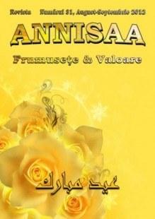 Revista Annisaa – Numărul 31