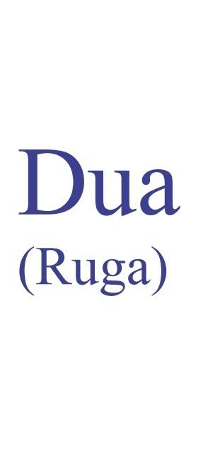 dua_ruga